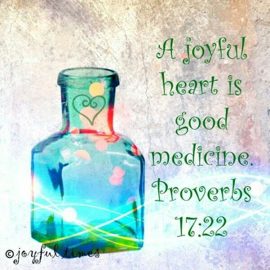 Proverbs 17_22
