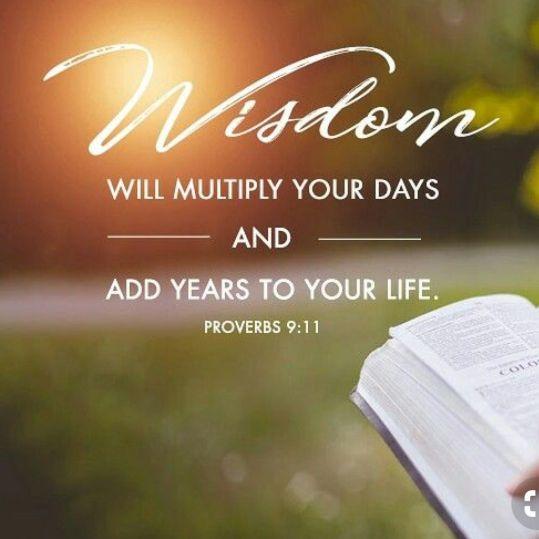 wisdom proverb